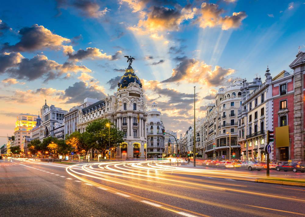 Madrid, una región óptima para emprendedores