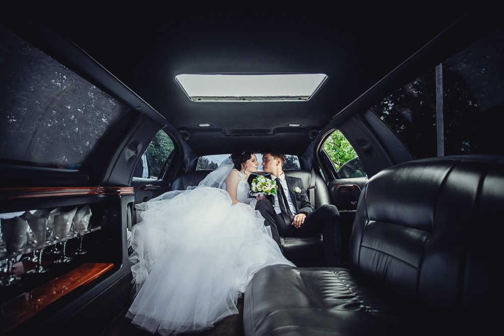Los alquileres de limusinas, una constante en las bodas actuales